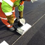 WJ Hand Screed Thermoplastic