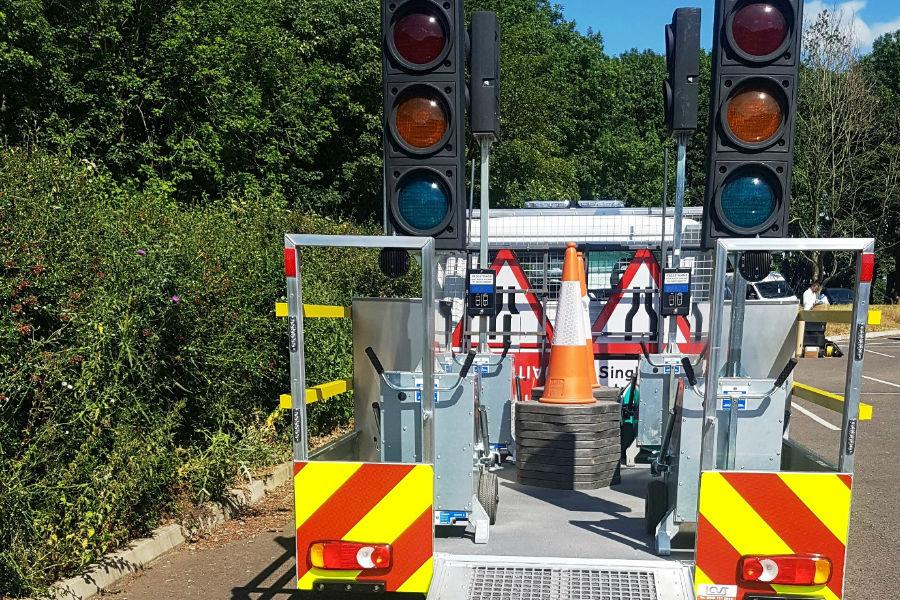 LCVT Traffic Management Loading